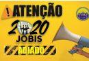 JOBIS 2020 ADIADO